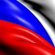 Flag of Russia — Stock Photo #12518774