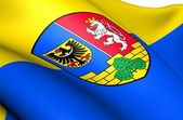 Flag of Goerlitz, Germany. — Stock Photo