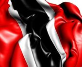 Flag of Trinidad and Tobago — Stock Photo