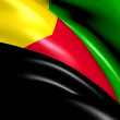 Royalty-Free Stock Photo: Flag of Azawad