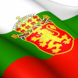Flag of Bulgaria — Stock Photo #13425414