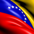 Stock Photo: Flag of Venezuela