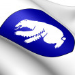 Greenland Coat of Arms — Stock Photo