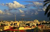 Panoramic View of the Tel Aviv, Israel. — Stock Photo