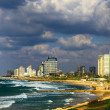 Tel Aviv, Israel. — Stock Photo