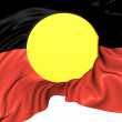 Australian Aboriginal Flag — Stock Photo #28522165