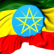 Flag of Ethiopia — Stock Photo #29234641