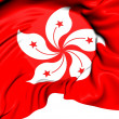 Flag of Hong Kong — Stock Photo #29317139