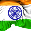 Flag of India — Stock Photo #29317143