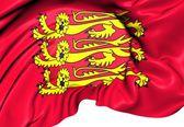 Flag of Berkshire, England. — Stock Photo