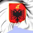 Albania Coat of Arms — Stock Photo #30404291