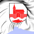 Amal Municipality Coat of Arms, Sweden. — Stock Photo