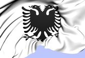 Albanian Eagle — Stock Photo