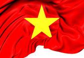 Flag of Vietnam — Stock Photo