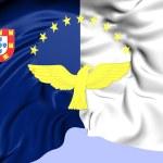 Flag of Azores — Stock Photo #30775641