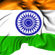 Flag of India — Stock Photo #30775677
