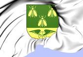 Alvesta Coat of Arms, Sweden. — Stock Photo
