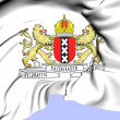 Amsterdam Coat of Arms — Stock Photo