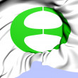 Stock Photo: Esperanto. Jubilee Symbol.