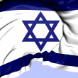 Flag of Israel — Stock Photo #31835037