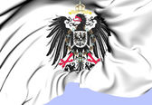 Imperial Eagle of the German Empire from 1889 to 1918 — Stock Photo