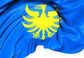 Flag of Heerlen, Netherlands. — Stock Photo