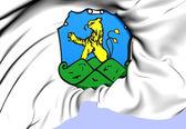 Lewin Brzeski Coat of Arms — Stock Photo