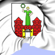 Magdeburg Coat of Arms, Germany. — Stock Photo #35862941