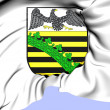Stock Photo: Free State of PrussiAfter 1918 Coat of Arms