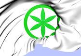 Flag of Padania — Stock Photo