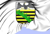 Free State of Prussia After 1918 Coat of Arms — Stock Photo