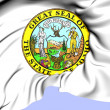 State Seal of Idaho, USA. — Stock Photo #36846145