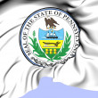 State Seal of Pennsylvania, USA. — Stock Photo #36846327