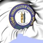 State Seal of Kentucky, USA. — Stock Photo