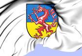 Stuhlfelden Coat of Arms, Austria. — Stock Photo