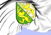 Thurgau Coat of Arms, Switzerland. — Stock Photo