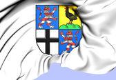 вартбург герб, германия. — Стоковое фото