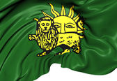 Flag of Safavid Dynasty — Stockfoto
