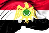 Flag of Egypt (1952-1958) — Stock Photo