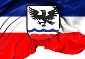 флаг наттернбах, австрия. — Стоковое фото