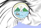 Region Autonoma del Atlantico Norte Coat of Arms — Stock Photo