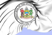State Seal of Delaware, USA. — Stock Photo