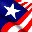 Flag of Liberia — Stock Photo #39965293