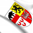 Anhalt-Bitterfeld Coat of Arms, Germany. — Stock Photo #40009253