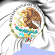 Stock Photo: Federal Government of Mexico Seal