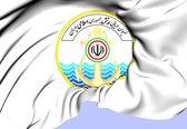 Sello de la república islámica del irán marina — Foto de Stock