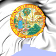 State Seal of Florida, USA. — Stock Photo