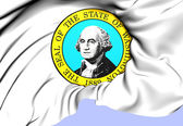 State Seal of Washington State. — Stock Photo