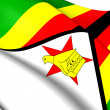 Flag of Zimbabwe — Stock Photo #41758705