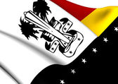 Flag of Madang Province, Papua New Guinea.  — Stock Photo